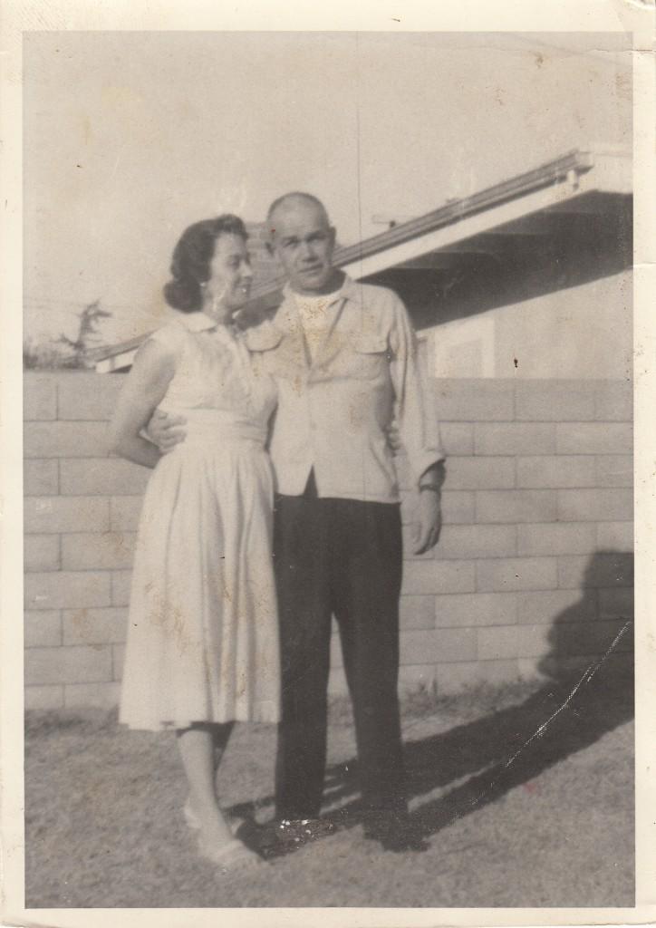 Mom and Dad circa 1964